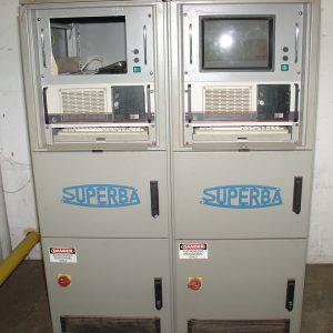 Superba ARG Tunnel Control System. WS1100