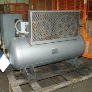 10HP Industrial Gold Series piston air compressor. WS1734