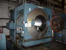 Three Washex 400# capacity Dyer/Extractors. WS1903