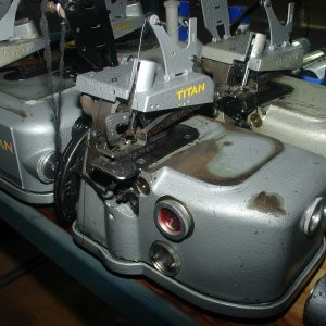 Titan DK2500-L left hand sergers. WS1963