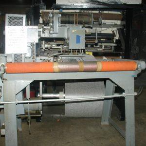Tufting Machine Company Model 8-18, 12 inch pass machine. WS1965