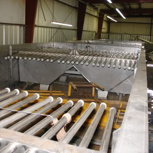 Carriers for 1000 lb, 2000 lb and 4000 lb skein becks. WS2025