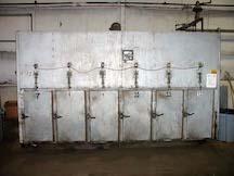 MidSouth Metal Works skein steam dryer. WS2028