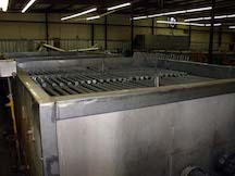 2,000 lb MidSouth Metal Works skein beck. WS2030