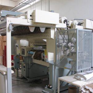 Tuftco 5/64th gauge cut & loop sample machine. WS2206