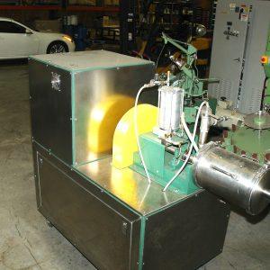SOLD. Single head Lessco automatic foam machine. WS2238