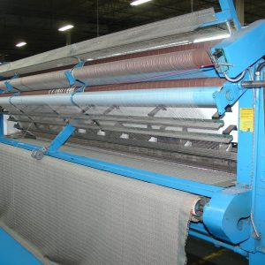 4 meter, 1/10th Cobble cut graphics tufting machine. WS2266