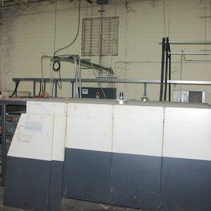 Glenro Laminating Machine. WS2326