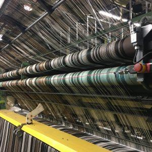 4 meter, 3/16th gauge CMC cut pile tufting machine. WS2341
