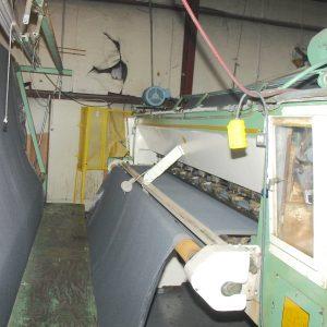 15 ft, 1/10th gauge Singer Cobble cut pile tufter, WS2361