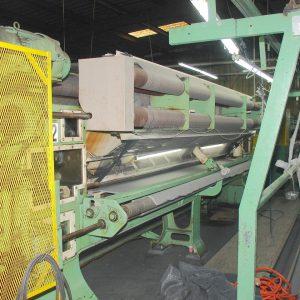 15 ft, 1/10th gauge Singer Cobble SuperTufter graphics cut pile tufter, WS2363