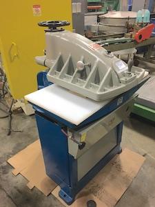 USM Model B1, 15 ton clicker press. WS2370