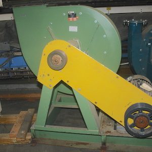 Italsime 25HP air moving blower. Model GRA 630/T. WS2375