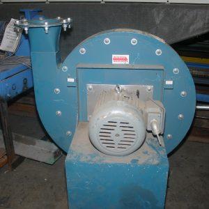 Twin City Fan & Blower. Size 26NS. Type TBNS-SW. WS2381