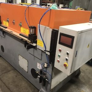 Under Option. CJR100TM Manual beam press. WS2387