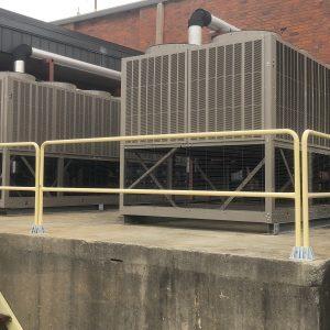 2018 York 200 ton progressive chillers. WS2397