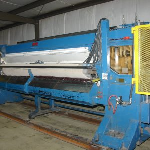 4 meter, 1/8th gauge Cobble LCL tufting machine. YOM 1998. WS2400
