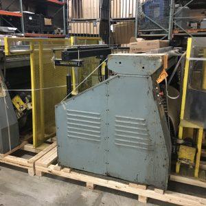 B&J Machinery warpers. WS2403