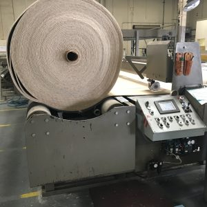 15 ft JLT Carpet Systems model 940-V Cutting System. WS2411