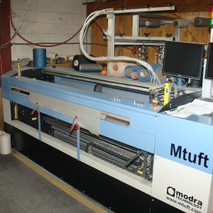 2 meter Modra M-tuft. Model 201. YOM 2006. WS2436
