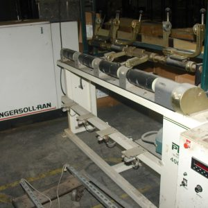 SOLD. Pritchett Winder for tubes.  Model PTI 4000. WS2443