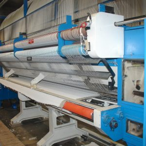 5 meter CMC  1/10th gauge CPG (Cut Pile Graphics) tufting machine. WS2451