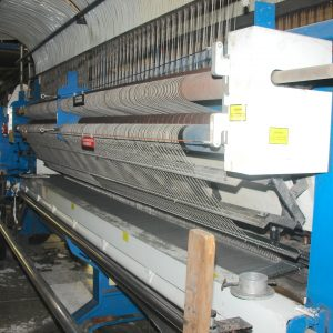 4 meter CMC  1/10th gauge CPG (Cut Pile Graphics) tufting machine. WS2453
