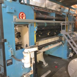 2 meter Tuftco, 1/12th gauge enhanced loop tufting machine. WS2458