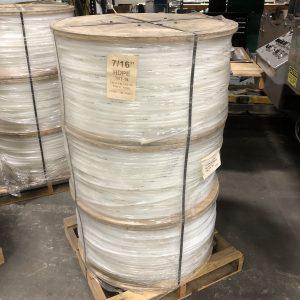Creel tubing. 7/16th diameter HDPE. WS2471