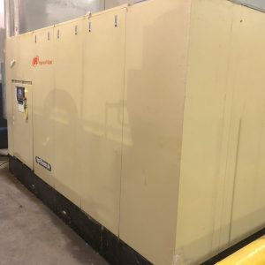 2014 Ingersoll Rand 250 HP air compressor. Low Hours. WS2483