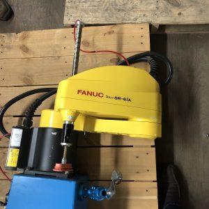 Fanuc Robot SR-6iA. WS2489