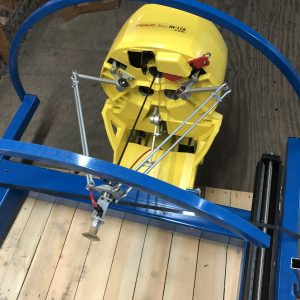 Fanuc Robot model M-1iA 0.5SL with control system. WS2491