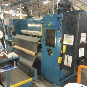 2 meter Tuftco 5/64th gauge loop pile tufting machine. WS2498