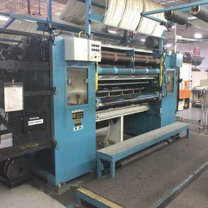 2 meter Tuftco 5/64th gauge graphics loop tufting machine. WS2500