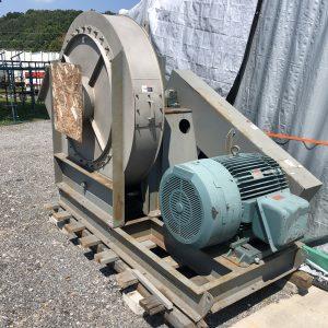 Fan Equipment Company 10,000 CFM blower, WS2536